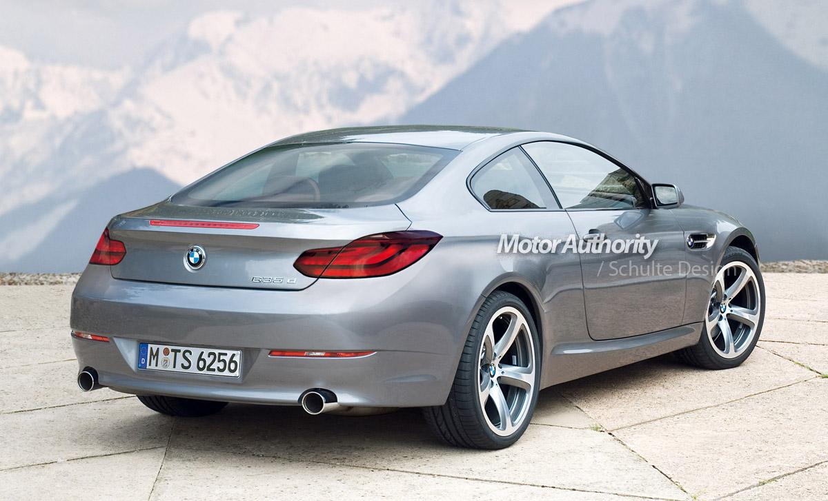 2011 BMW Series 6