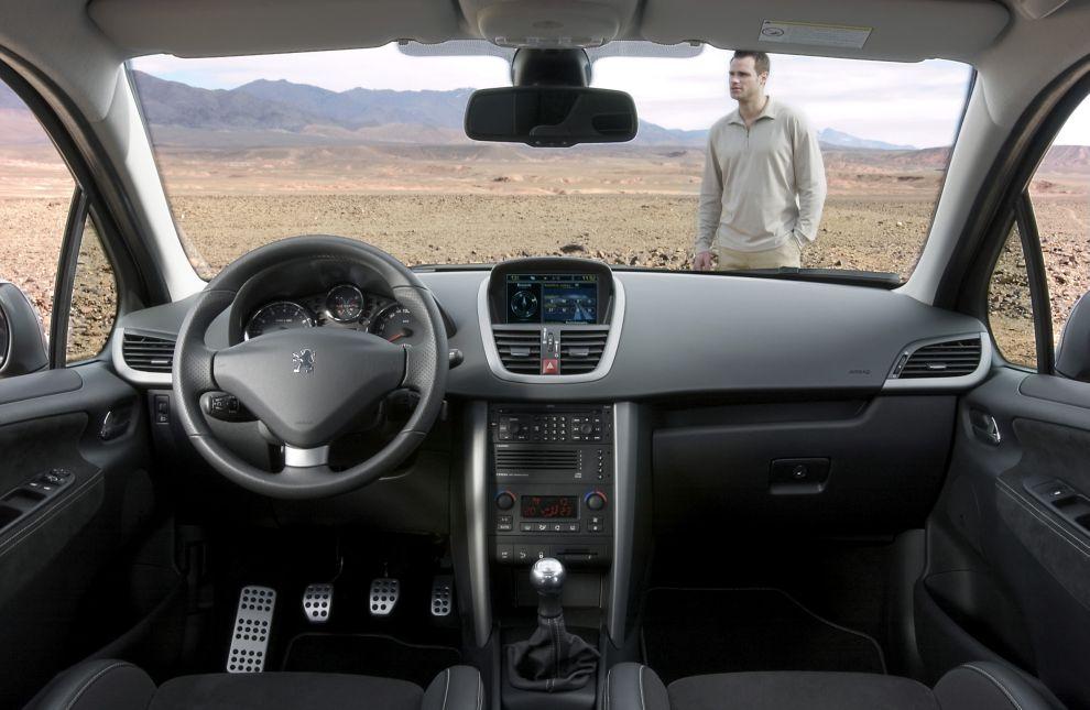 Peugeot 207 rc 9 127 for Interieur 206 rc