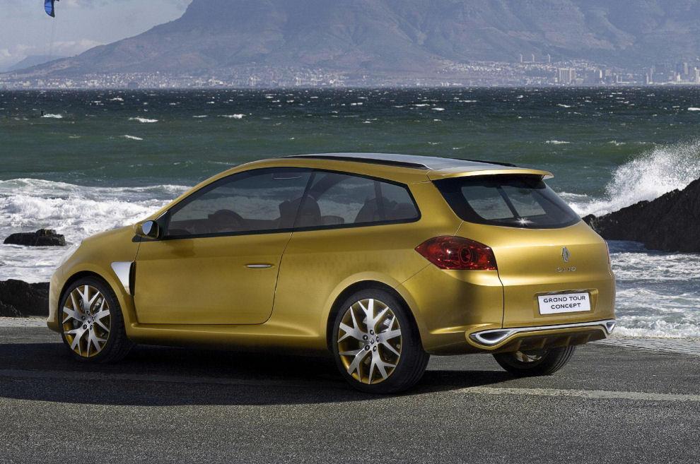 Renault Clio Grand Tour Concept 10 170