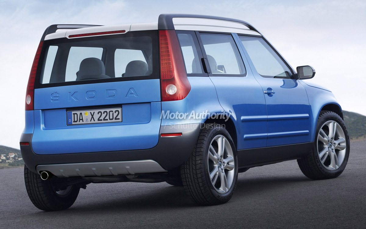 skoda yeti lifting autos weblog. Black Bedroom Furniture Sets. Home Design Ideas